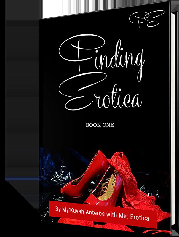 Finding Erotica Book 1
